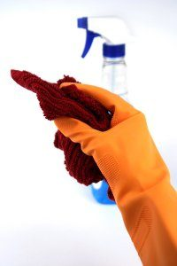 eco friendly house cleaning service
